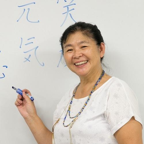 柳田葉子先生