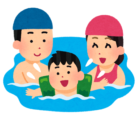 swimming_oyako[1]
